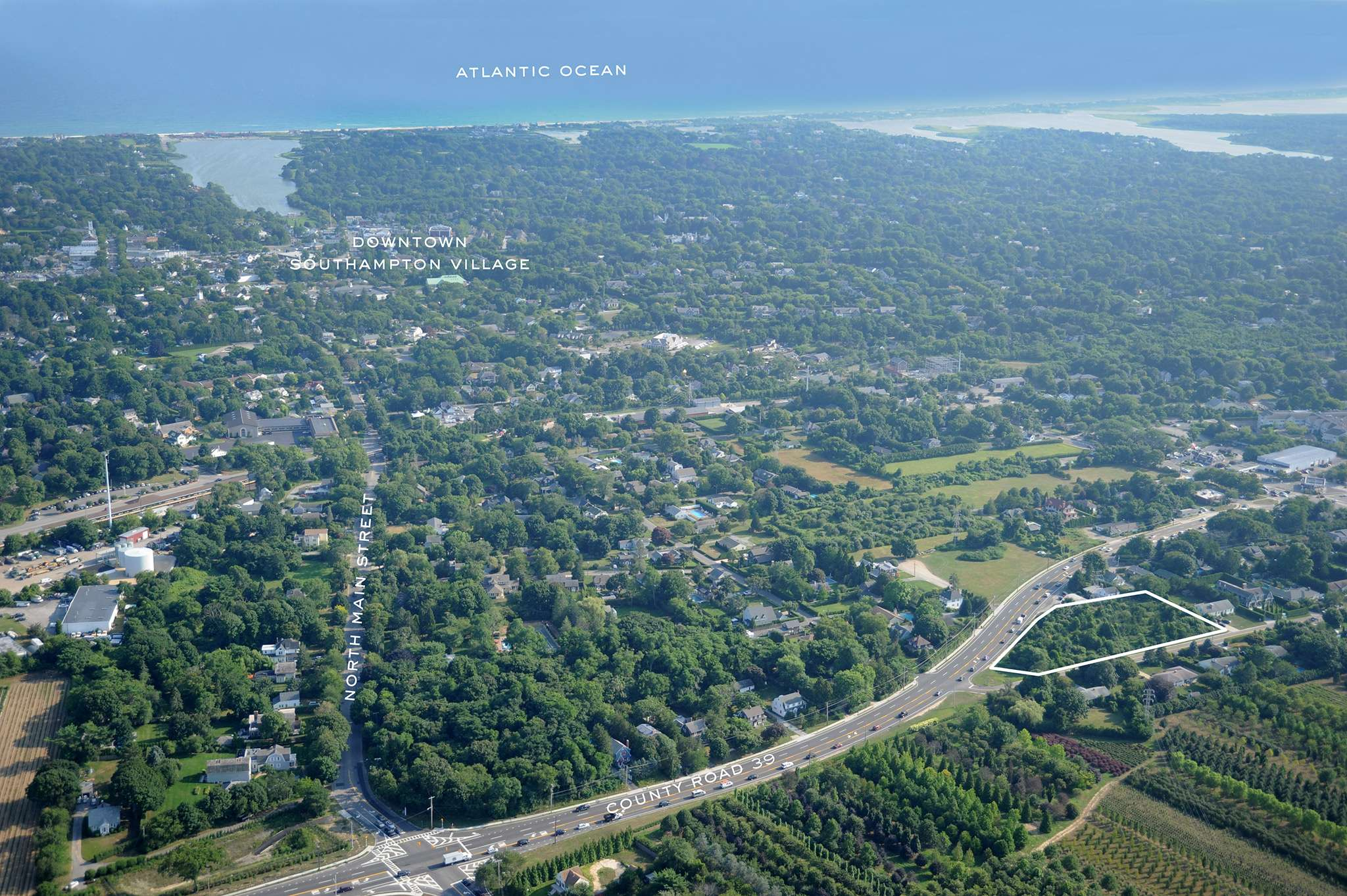 Land for Sale at Southampton Building Lot 96 Wiltshire Street, Southampton, New York